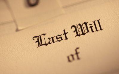 DIY wills contribute to soaring inheritance dispute figures