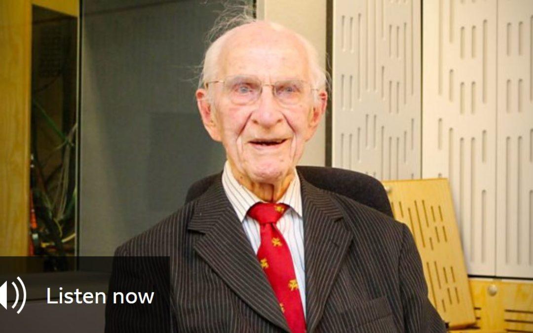 Sad news regarding our oldest client Bill Frankland