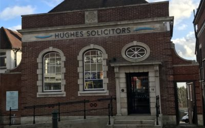 A new legal life for the old bank on Heathfield High Street