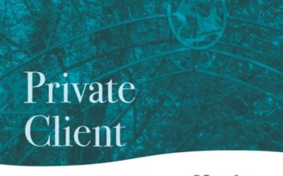 Thinking of reviewing your legal affairs? Our new private client services brochure is now online