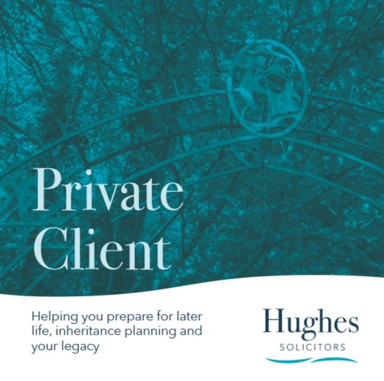 Thinking of reviewing your legal affairs? Our private client services brochure is now online