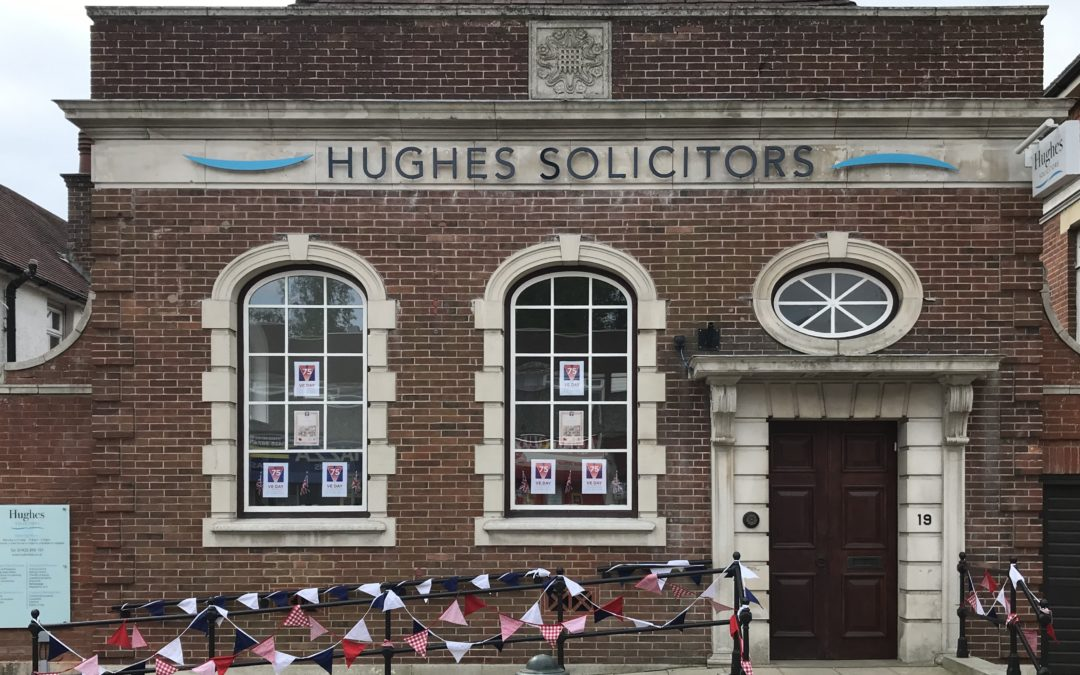 Lest we forget: celebrate the 75th anniversary of VE Day in spirit with Hughes Solicitors