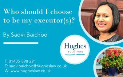 Video: Who should you choose to be your executor(s)?